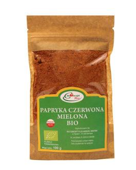 Papryka czerwona mielona BIO 100 g